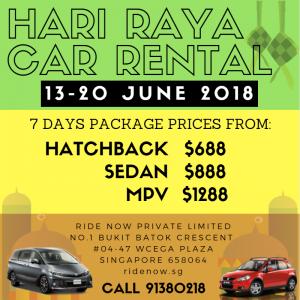 Budget Car Rental Singapore Bukit Batok
