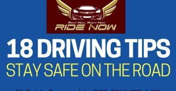 Ride Now Car Rental Driving Tips