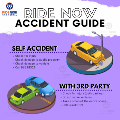 Ride Now Car Accident Guide in Singapore