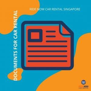 DOCUMENTS FOR CAR RENTAL